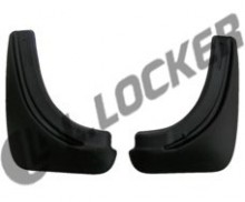 L.Locker Брызговики задние Opel Astra H hatchback