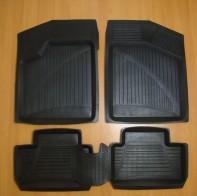 Резиновые глубокие коврики ВАЗ 2108-2115 Харьков ЗРТИ