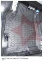 Star Diamond Резиновые глубокие коврики Mazda 6 2007-2013