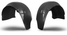 Защита колёсных арок Hyundai Getz (задние)