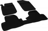 L.Locker Глубокие резиновые коврики в салон Peugeot 206