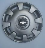 Колпаки Chevrolet 206 R14 (Комплект 4 шт.) SKS (с эмблемой)