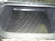 L.Locker Коврик в багажник Peugeot 407 sedan
