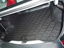Коврик в багажник Renault Logan увеличенный L.Locker