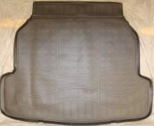 Unidec Резиновый коврик в багажник Renault Latitude