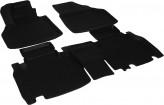 Резиновые коврики глубокие Renault Kangoo 2008-2013-