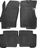 Резиновые коврики Fiat Linea Avto Gumm