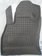 Avto Gumm Резиновые коврики Fiat 500L