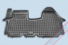Резиновые коврики глубокие Renault Trafic, Opel Vivaro, Nissan Primastar 2001-