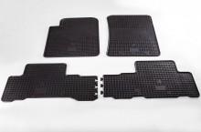 Резиновые коврики SangYong Rexton 06-13- Stingray