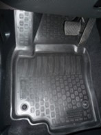 L.Locker Глубокие резиновые коврики в салон Seat Altea Freetrack