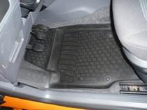 L.Locker Глубокие резиновые коврики в салон SEAT Ibiza 2008-