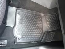 L.Locker Глубокие резиновые коврики в салон Seat Leon 2005-2013