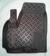 Aileron Резиновые глубокие коврики Lifan X60