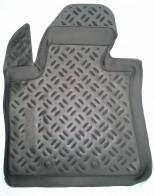 Резиновые глубокие коврики Kia Sorento 2013-