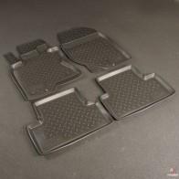 Unidec Резиновые коврики Infiniti EX 2008- QX50