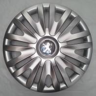 SKS (с эмблемой) Колпаки Peugeot 217 R14