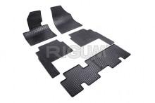 Резиновые коврики Kia Sorento 2009-2013 Rigum