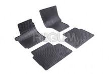 Резиновые коврики Volkswagen Amarok Rigum