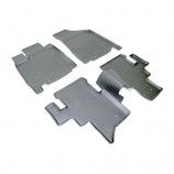 Резиновые коврики Infiniti JX 2012- QX60