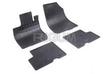 Резиновые коврики Renault Duster Rigum
