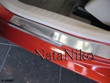 Nataniko Накладки на пороги Dodge Caliber
