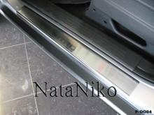 Nataniko Накладки на пороги Dodge Nitro