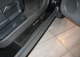 Nataniko Накладки на пороги Ford Kuga 2008-2012