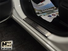 Nataniko Накладки на пороги Fiat 500L