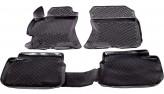 L.Locker Глубокие резиновые коврики в салон Subaru Forester 2008-2012