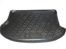 Коврик в багажник Subaru Impreza III hatchback (07-) L.Locker