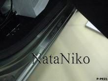 Nataniko Накладки на пороги Peugeot Partner 2008-