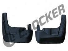 L.Locker Брызговики задние Subaru Outback 2009-2015