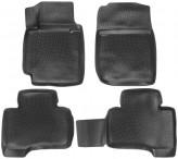 Глубокие резиновые коврики в салон Suzuki Grand Vitara 5 дветей 2005- L.Locker
