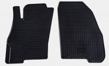 Резиновые коврики Fiat Linea Punto 06- ПЕРЕДНИЕ Stingray