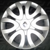 Колпаки Renault original 330 R15 SKS (с эмблемой)