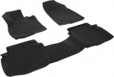 Глубокие резиновые коврики в салон Mazda 6 2012- L.Locker