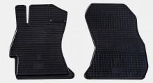 Stingray Резиновые коврики Subaru Forester 12- XV Legacy Outback 09- Impreza 11- ПЕРЕДНИИ