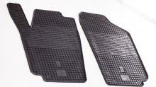 Stingray Резиновые коврики VW Polo sedan HB 09- Seat Ibiza 08- ПЕРЕДНИИ