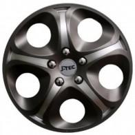 J-TEC (Jacky Auto Sport) Колпаки Enfinitiy R (grafit) R15