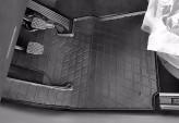 Stingray Резиновые коврики VW Caddy 2004-2015-