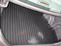 L.Locker Коврик в багажник Toyota Camry sedan (02-06)