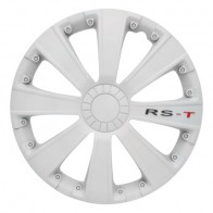 Колпаки RST white R13 (Комплект 4 шт.) 4Racing