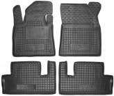 Резиновые коврики Citroen C-4 Picasso 2013- Avto Gumm