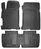 Резиновые коврики Honda Acсord 2013-2016 AvtoGumm