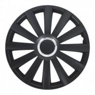 Колпаки Spyder Pro black R15 (Комплект 4 шт.) 4Racing