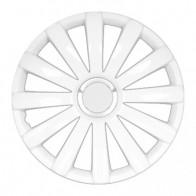 Колпаки Spyder Pro white R15 (Комплект 4 шт.) 4Racing