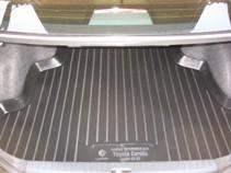 Коврик в багажник Toyota Corolla sedan (02-07) L.Locker