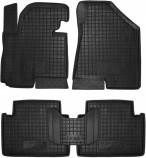 Резиновые коврики Hyundai ix35 AvtoGumm