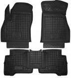 Резиновые коврики FIAT Fiorino (Qubo) AvtoGumm